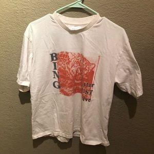 Cream Annie Bing Panther T-Shirt